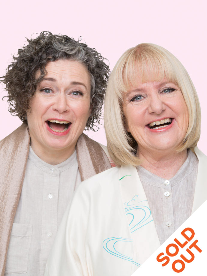 Judith Lucy & Denise Scott - Disappointments image