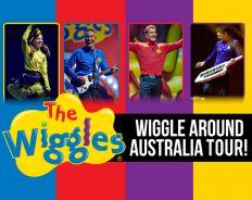 Wiggles Around Australia