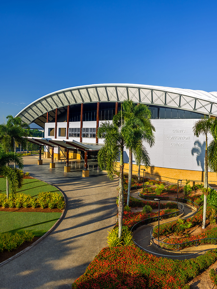 Cairns Convention Centre - Ticketlink