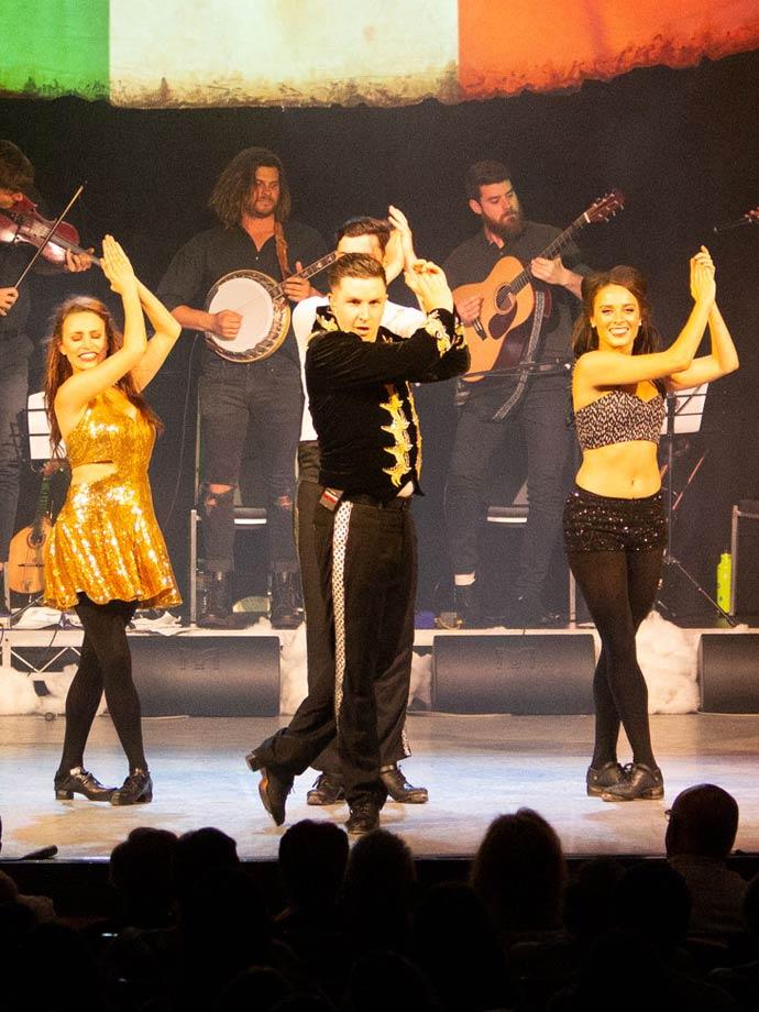 A Taste of Ireland - The Irish Music & Dance Sensation image