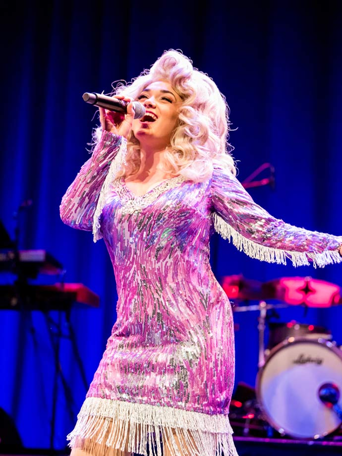 The Songs of Dolly Parton image