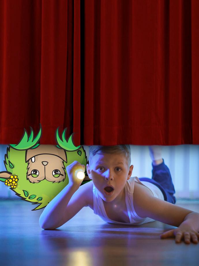 Escape to the Theatre image