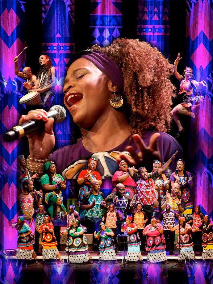 Soweto Gospel Choir 2019 image