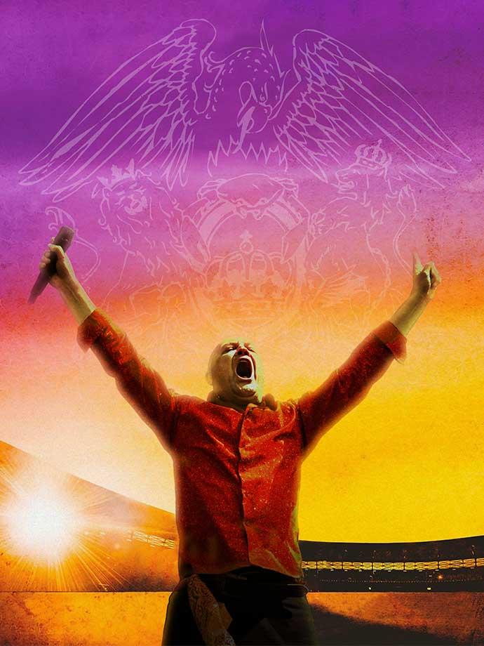 Adam Thompson Bohemian Rhapsody Soundtrack Live in Concert image