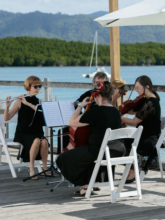Classical Inspirations by Orchid Quartet image